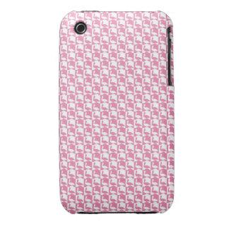 modelo lindo Nápoles la Florida del pelícano Case-Mate iPhone 3 Cárcasas