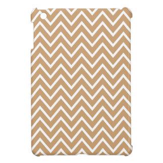 Modelo marrón beige del galón del zigzag de moda
