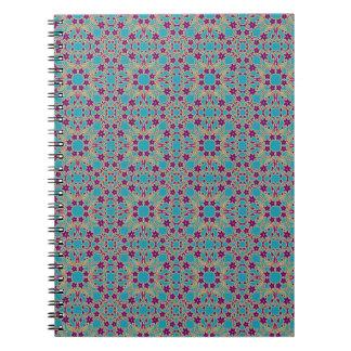 Modelo marroquí árabe cuadernos