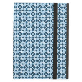Modelo marroquí azul de la simetría