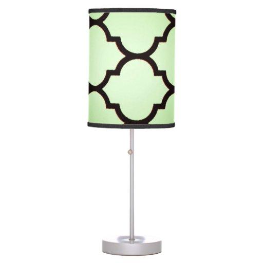 modelo marroquí negro verde de la repetición del e