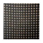 Modelo metálico de los pernos prisioneros azulejo cerámica