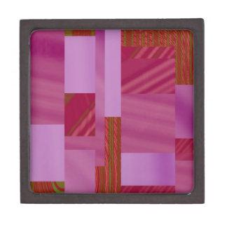 modelo mezclado, rojo cajas de recuerdo de calidad