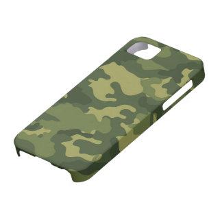 Modelo militar de Camo iPhone 5 Case-Mate Carcasas