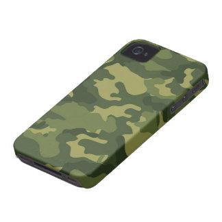 Modelo militar de Camo Case-Mate iPhone 4 Cárcasas