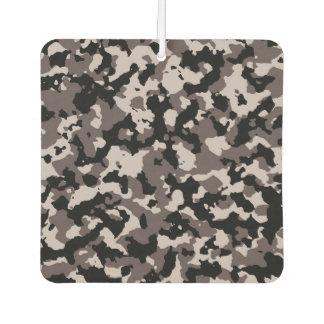 Modelo militar del camuflaje de Brown