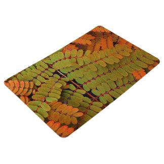 Modelo minúsculo de las hojas