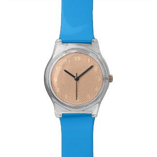 Modelo moderno de moda reloj