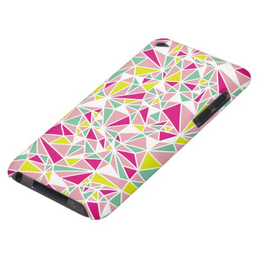 Modelo moderno del triángulo iPod Case-Mate funda