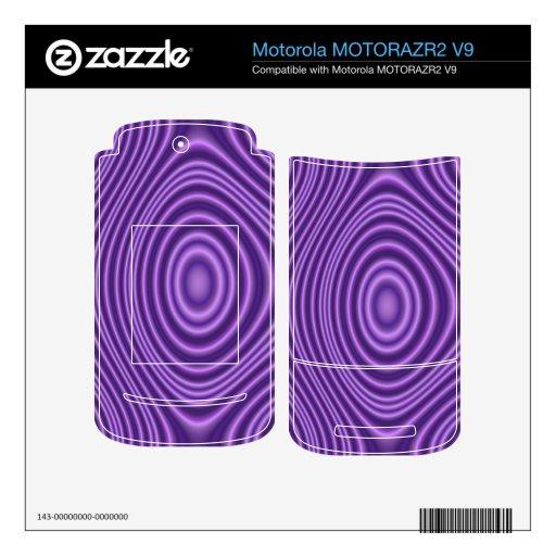 modelo moderno púrpura MOTORAZR2 v9 skins