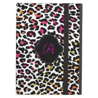 Modelo/monograma del leopardo de PixDezines