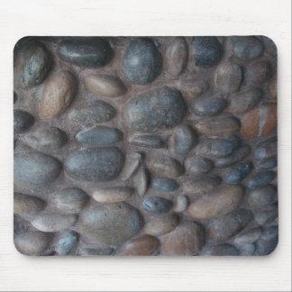 Modelo Mousepad de la roca Tapetes De Ratón