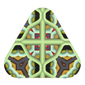 Modelo multicolor abstracto del caleidoscopio altavoz bluetooth