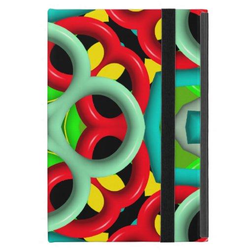 Modelo multicolor de moda iPad mini protectores