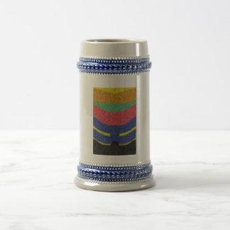 Modelo multicolor moderno tazas de café