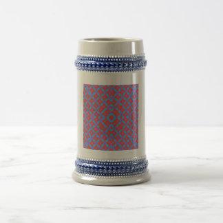 Modelo multicolor moderno taza de café