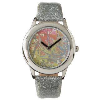 Modelo muy extraño relojes
