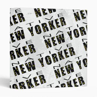 Modelo nativo del neoyorquino