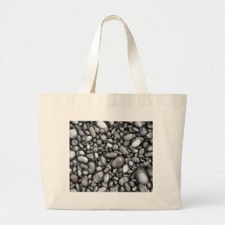 Modelo negro de los guijarros de la lava bolsas