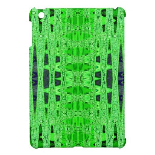 modelo negro verde claro iPad mini carcasas