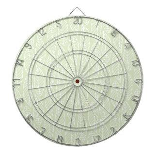 Modelo No.1 - menta de la hoja del color Tabla Dardos