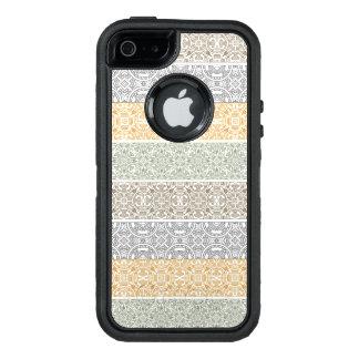 Modelo ornamental funda otterbox para iPhone 5/5s/SE