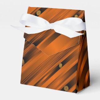 modelo oscuro marrón paquetes de regalo