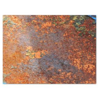 Modelo oxidado retro de la textura del Grunge Papel De Seda Grande