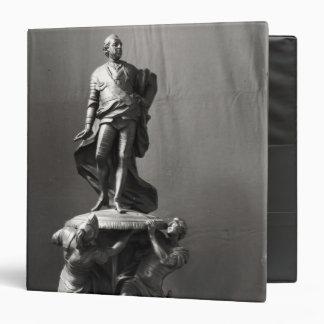 Modelo para el monumento de Louis XV