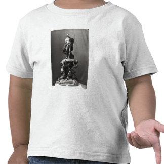Modelo para el monumento de Louis XV Camiseta