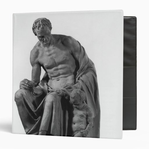 Modelo para un monumento a Jean-Jacques Rousseau