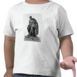 Modelo para un monumento a Jean-Jacques Rousseau Camiseta