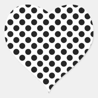 Modelo Pegatina En Forma De Corazón