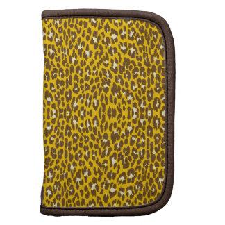 Modelo pelaje de leopardo pattern leopard hide planificadores