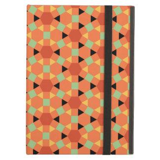 Modelo persa anaranjado del hexágono