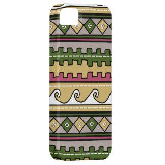 Modelo peruano iPhone 5 protector