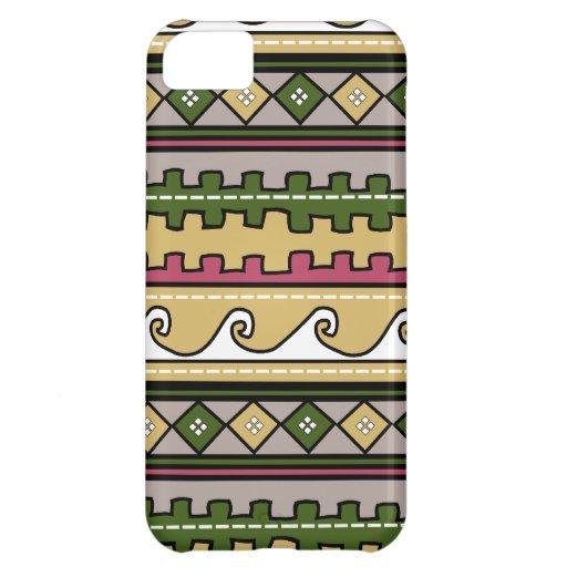 Modelo peruano funda para iPhone 5C
