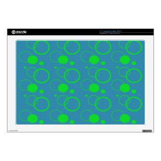 Modelo planetario abstracto portátil skins