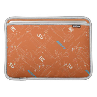Modelo polvoriento funda  MacBook