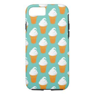 Modelo poner crema del cono de Vanilla Ice Funda iPhone 7