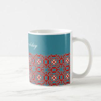 Modelo primitivo taza clásica
