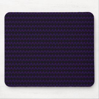 Modelo principal extranjero de neón púrpura grande alfombrilla de ratón