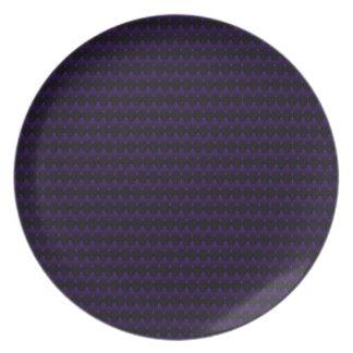Modelo principal extranjero de neón púrpura