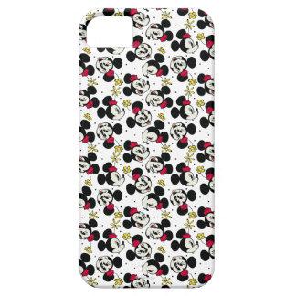 Modelo principal lindo de Minnie Mouse Funda Para iPhone SE/5/5s