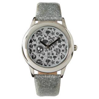 Modelo punky del estallido relojes