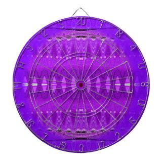 modelo púrpura brillante