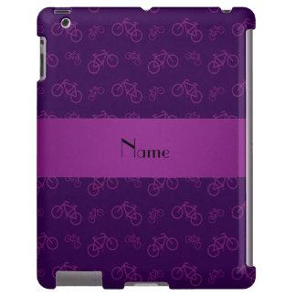 Modelo púrpura conocido personalizado de la bicicl