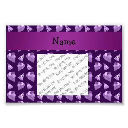 Modelo púrpura conocido personalizado del cojinete