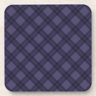 Modelo púrpura de Argyle Posavasos De Bebidas