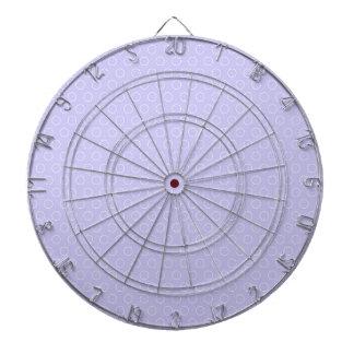 Modelo púrpura de los círculos de la lavanda en